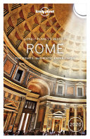Lonely Planet Best of Rome 2020