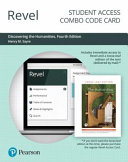 Discovering the Humanities Revel Combo Access Code