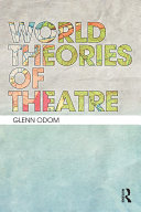 Pdf World Theories of Theatre Telecharger