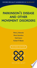 Parkinson s Disease and Other Movement Disorders Book