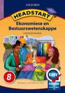Books - Headstart Ekonomiese & Bestuurswetenskappe Graad 8 Leerdersboek | ISBN 9780195996586