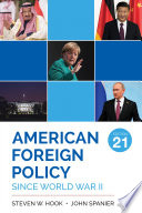 American Foreign Policy Since World War II Book