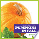 Pumpkins in Fall