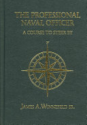 The Professional Naval Officer
