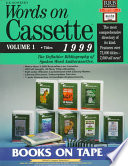 Words on Cassette 1999