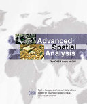 Advanced Spatial Analysis