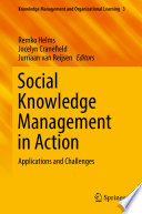 Social Knowledge Management in Action Book