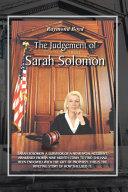 The Judgement of Sarah Solomon