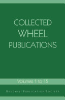 Collected Wheel Publications Volume I