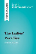 The Ladies' Paradise by Émile Zola (Book Analysis)