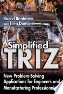 Simplified TRIZ