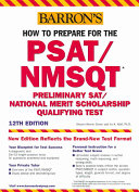 Barron's How to Prepare for the Psat/Nmsqt