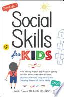 Social Skills for Kids Book