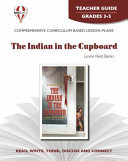 The Indian in the Cupboard Teacher Guide