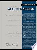 Reader S Guide To Women S Studies