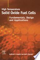 High Temperature Solid Oxide Fuel Cells