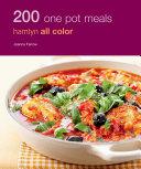 200 One Pot Meals