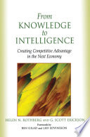 From Knowledge to Intelligence