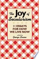 The Joy of Secularism Book PDF