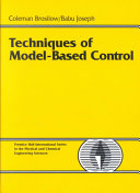 Techniques of Model-based Control - Seite ii