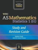 WJEC AS Mathematics Statistics 1 (S1)
