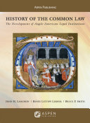History of the Common Law