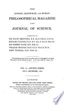The London  Edinburgh and Dublin Philosophical Magazine and Journal of Science