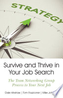 Survive and Thrive in Your Job Search