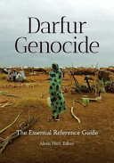 link to Darfur genocide : the essential reference guide in the TCC library catalog
