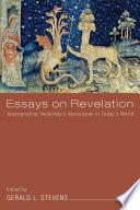 Essays On Revelation