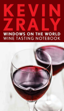 Kevin Zraly Windows on the World Wine Tasting Notebook Book PDF