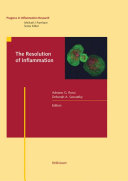 The Resolution of Inflammation
