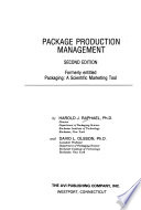 Package Production Management