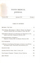Tufts Medical Journal