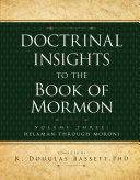 Doctrinal Insights to the Book of Mormon