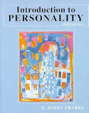 Introduction to Personality Book