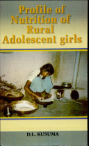 Profile of Nutrition of Rural Adolescent Girls