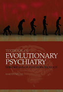 Textbook of Evolutionary Psychiatry