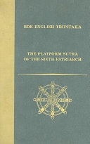 Platform Sutra of the Sixth Patriarch, The