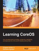 Learning CoreOS