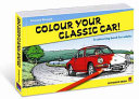 Colour Your Classic Car