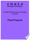 Cmoset Fall 2009 Final Program Book PDF