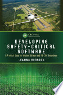 Developing Safety Critical Software