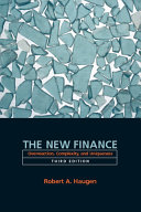 The New Finance