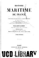 Histoire maritime de France