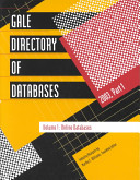 Gale Directory of Databases 2003