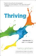 Thriving Pdf/ePub eBook