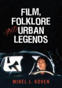 Film, Folklore, and Urban Legends