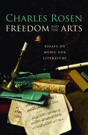 Freedom and the Arts