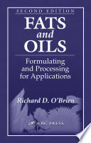 Fats and Oils Book